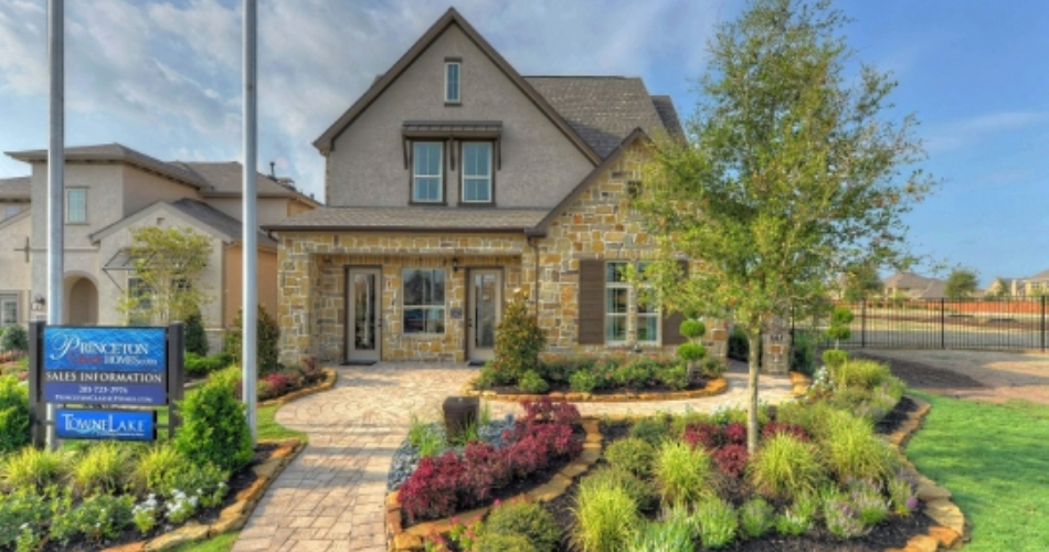 New Home Builders Princeton Tx