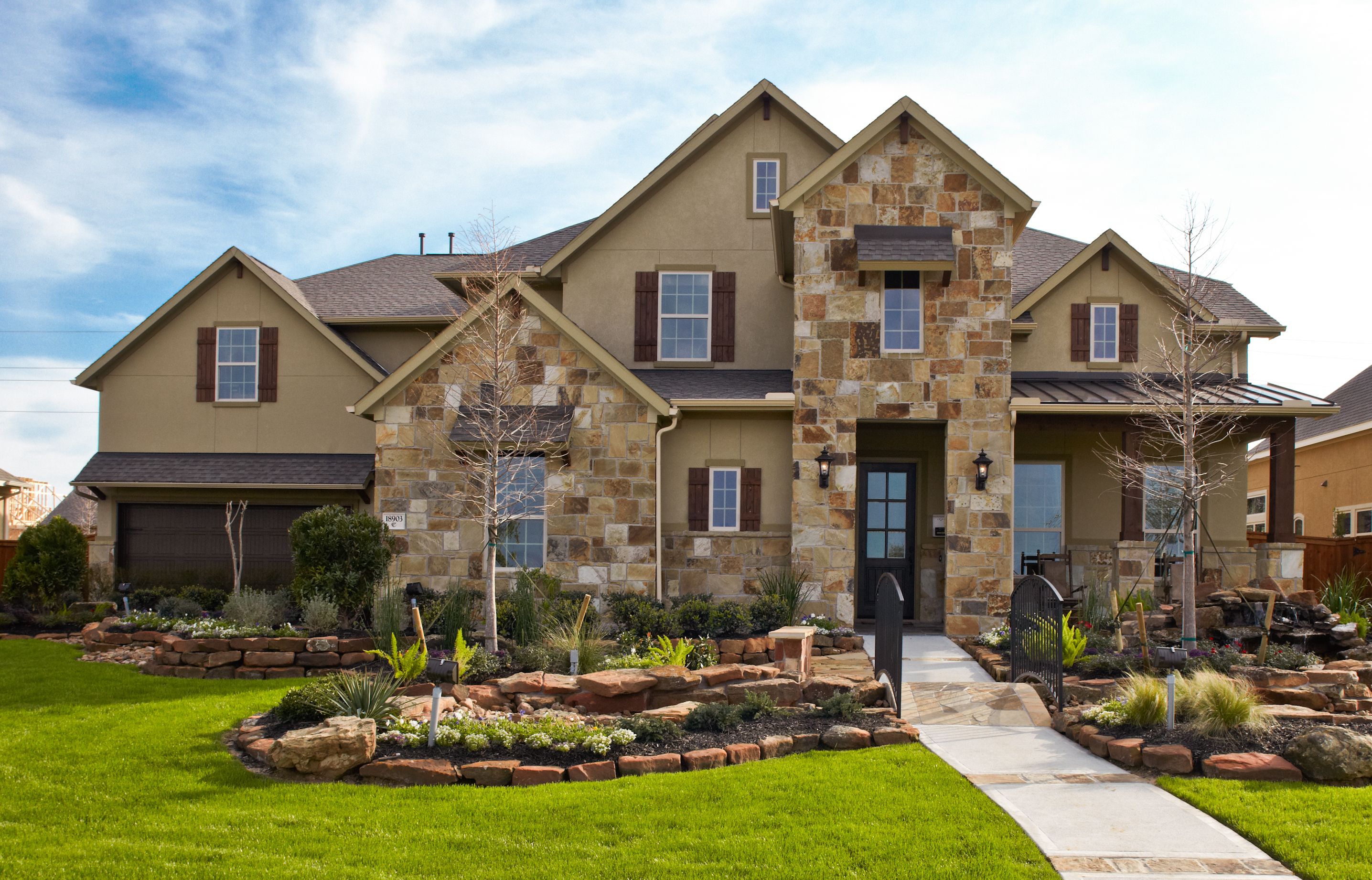 Coventry homes towne lake texas for Coventry home builders