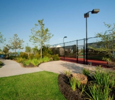 Four onsite Tennis Courts