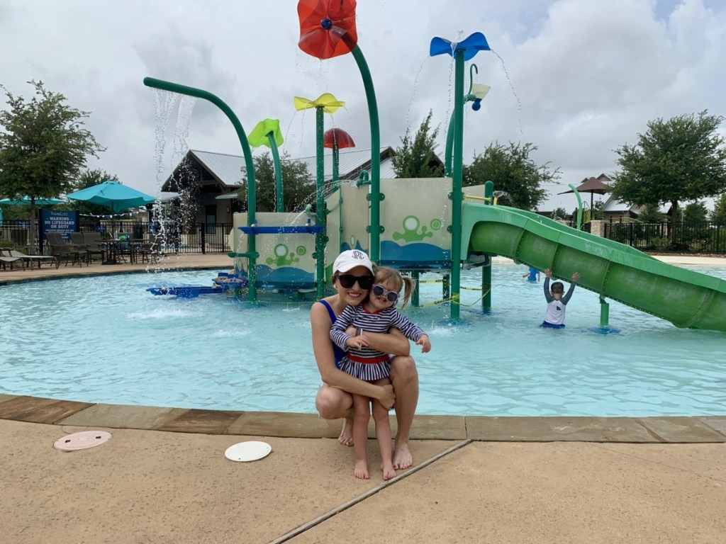 A Morning at the Splash Pad