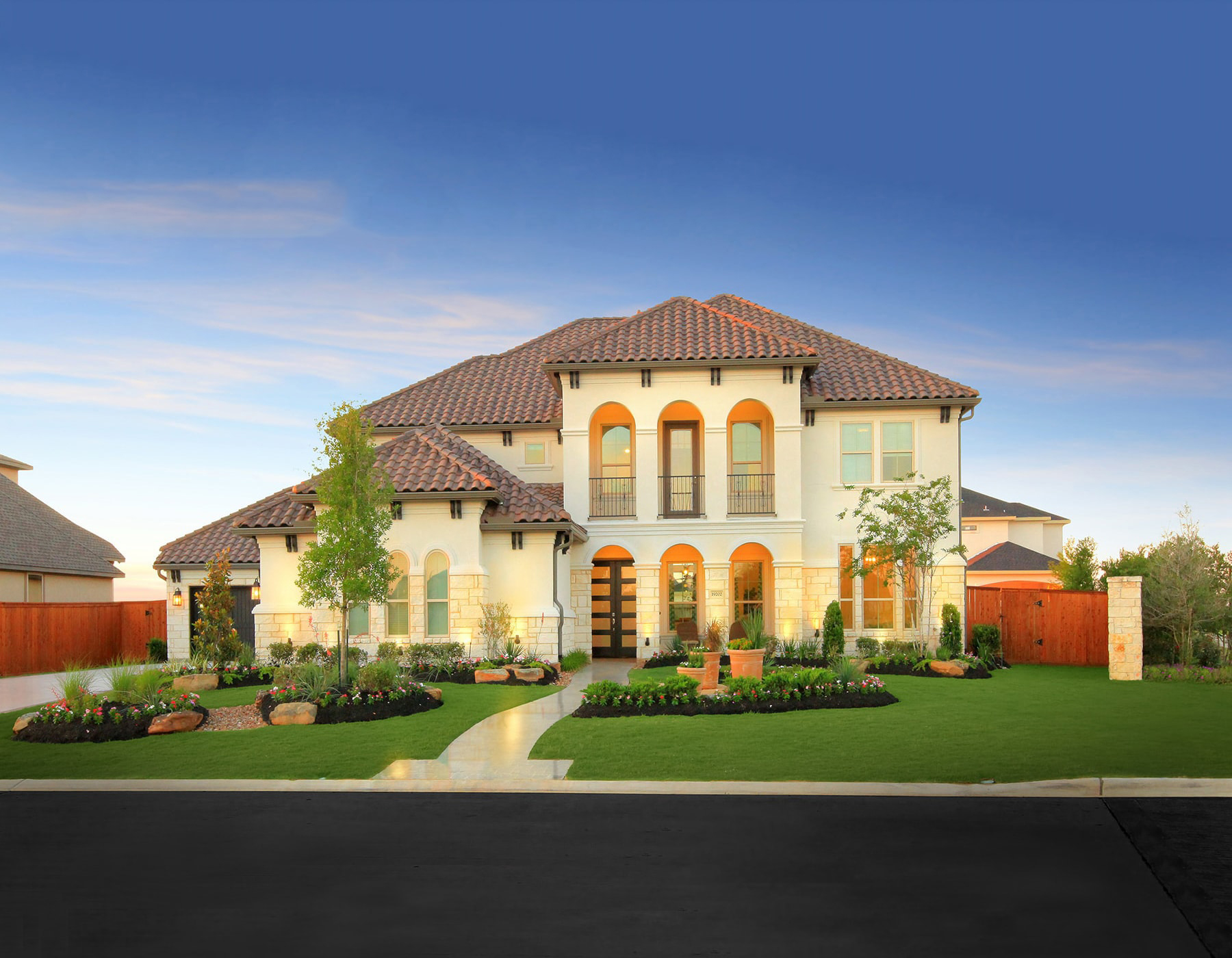 Luxury Living by Houston's Premier Builders